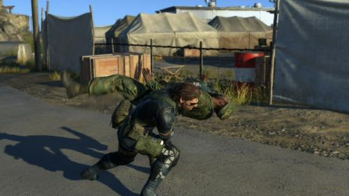 Metal Gear Solid V: Ground Zeroes (Xbox360/MULTI)
