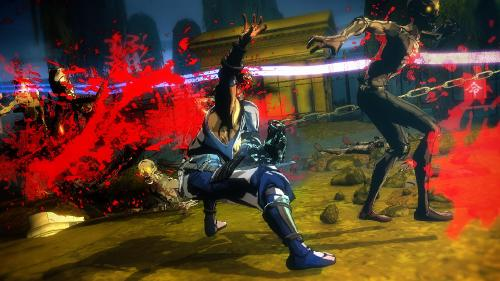 Yaiba: Ninja Gaiden Z (Xbox360/ENG)