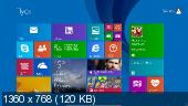 Windows 8.1 Professional x64 Vannza to March 2014