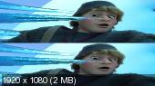 Без черных полос (На весь экран)  Холодное сердце 3Д / Frozen 3D (Лицензия ) Вертикальная анаморфная