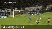 Футбол. Чемпионат Голландии 2013-14. 30 тур. Обзор матчей [31.03] (2014) DVBRip