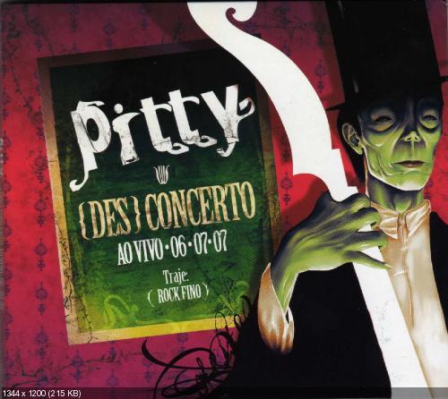 Pitty - дискография