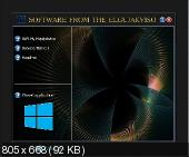 Windows 7 Ultimate SP1 x86/x64 Elgujakviso Edition v25.03.14 (2014/RUS)