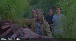 Парк Юрского периода 3 / Jurassic Park III (2001) BDRip 720p | D, A