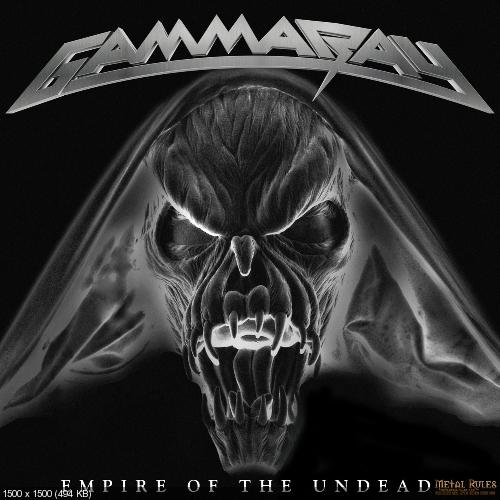 Gamma Ray - Empire Of The Undead (2014)  [Limited Edition Digipak]
