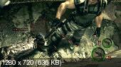Resident Evil 5 (2009) PC | RePack by Mizantrop1337