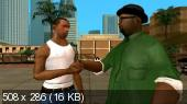 [Android] Grand Theft Auto: San Andreas 1.03 Lite Version (2014) [RUS]