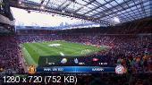 ������. ���� ��������� 2013-2014. 1/4 ������. ������ ����. ��������� ������� (������) - ������� (��������) [01.04] (2014) HDTVRip 720p