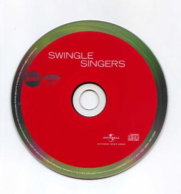 Swingle Singers – Swinging the Classics / 2009 Universal Music Classics & Jazz