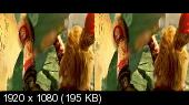 Король обезьян 3Д / The Monkey King 3D Горизонтальная анаморфная