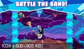 [Android] Rock Bandits - Adventure Time - v1.1 (2014) [ENG]