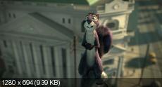 �������� ����� / The Nut Job (2014) BDRip 720p | ��������