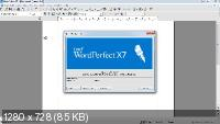 Corel WordPerfect Office X7 v.17.0.0.314 (ENG/2014)