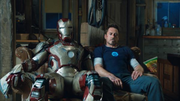 Железный человек 4 » Фан-сайт сериала Агенты Щ.И.Т., Агент Картер ...