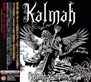 Kalmah - Seventh Swamphony [Japanese Edition] (2013)