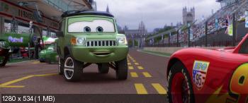 Тачки 2 / Cars 2 (2011) BDRip 720p | Лицензия