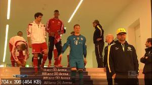 Футбол. Чемпионат Германии 2013-14. 30 тур. Бавария — Боруссия (Дортмунд) [12.03] (2014) HDTVRip