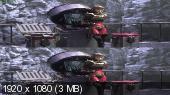 ��� ������ ����� (�� ���� �����) ����������� ����� ������ 3� / Space Pirate Captain Harlock 3D   ������������ ����������