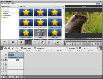 AVS Video Editor 6.5.1 Русский + Ключ
