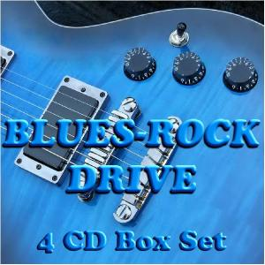 Various - Blues-Rock Drive (2013)
