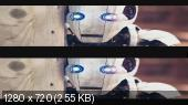 Эйб 3Д / Aeb 3D Вертикальная анаморфная