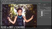 Матовый эффект тонирования в Photoshop (2017) HDRip