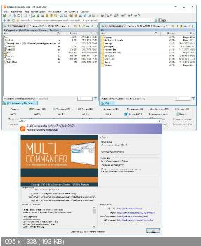 Multi Commander 7.1 Build 2347