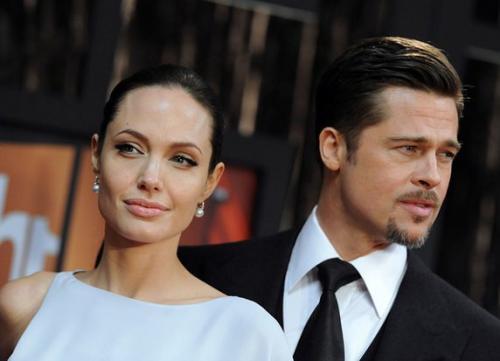 Анджелина Джоли не думает прощать Брэда Питта